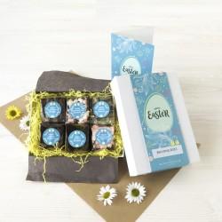 Luxury Easter Brownie Box (Vegan)