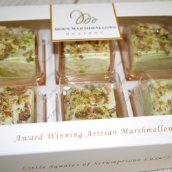 Roasted Pistachio Marshmallows Gift Box