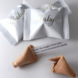 Baby Shower Game Fortune Cookies (Pack of 20)