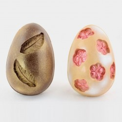 Contemporary Easter Eggs (Twin Pack)