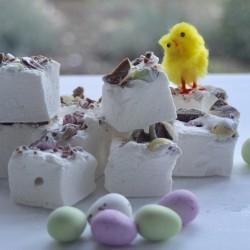 Mini Chocolate Egg Marshmallows