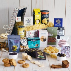 Indulgence Gluten Free Hamper The British Hamper Company