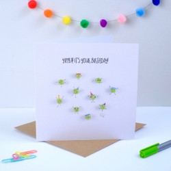 Yippea Happy Birthday Card