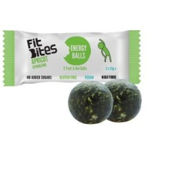 Apricot & Spirulina Energy Balls (Box Of 16)