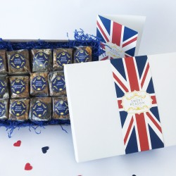 British Indulgent Brownie Gift Box