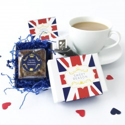 British Mini Afternoon Tea Box (Gluten Free)