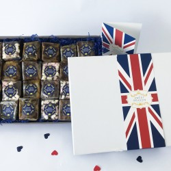 British Ultimate Vegan Brownie Box