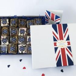 British Ultimate Vegan Brownie Box