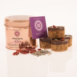 Peace Lavender And Goji Berry Oat Delights