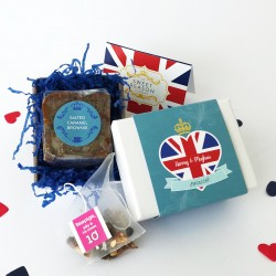 Royal Wedding Mini Afternoon Tea Box (Gluten Free)