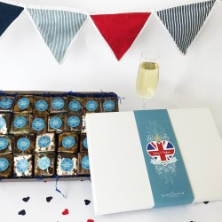The Royal Wedding Ultimate Vegan Brownie Box