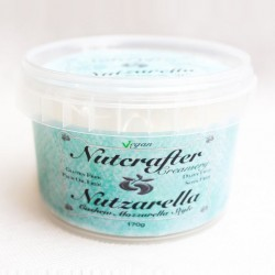 Nutzarella - Fresh Vegan Mozzarella Cheese