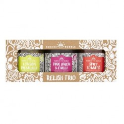 Bestselling Relishes Gift Set