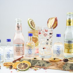 The Lakes Gin And Tonic Set