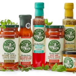 Fresh Herb Dips, Dressings & Sauces Selection Pack