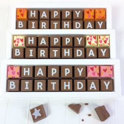 Edible Birthday Card Yumbles