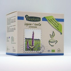 Organic Aloysia Lemon Verbena Tea