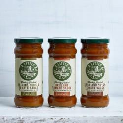 Fresh Herb Pasta Sauce Selection