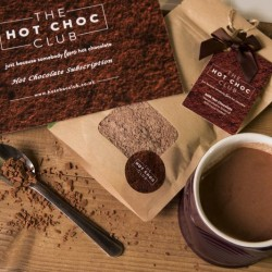 Hot Chocolate Gift Subscription From 3 Months