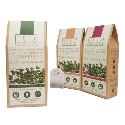 Unroasted Green Bean Coffee Selection Pack