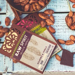 Raw Peruvian Chocolate Bars Taster Pack (5 Bars)