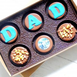 Personalised Father's Day oreo