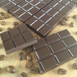 Mocha Raw Chocolate Bars