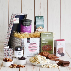 Vegan Delights Gift Hamper at The British Hamper Company