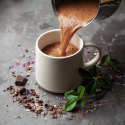 Organic Instant Hot Chocolate With Raw Cacao