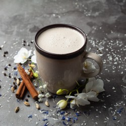 Organic Instant Reishi Chai Latte with Coconut Milk