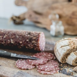 Whole Scottish Pork Salami