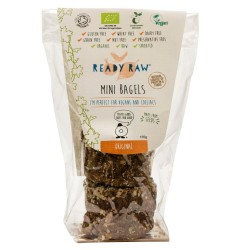 Raw Sprouted Organic Mini Bagels