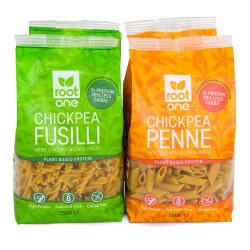Gluten Free Chickpea Pasta Selection