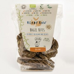 Raw Sprouted Organic Bagel Bites - Original