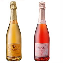 Non-Alcoholic Sparkling - Celebration Two Bottles 750ml