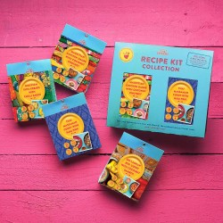 Adventurous Recipe Kit Collection