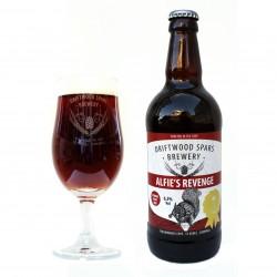 Alfie's Revenge bottle conditioned beer