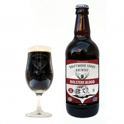 Bolster's Blood Craft Beer (Case of 12)