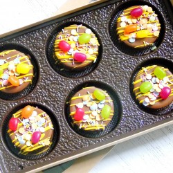 Birthday Celebration Chocolate Covered Oreos