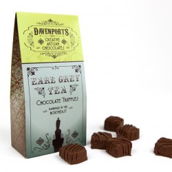 Earl Grey Tea Truffles