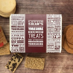 Yorkshire Tin of Seriously Good Treats