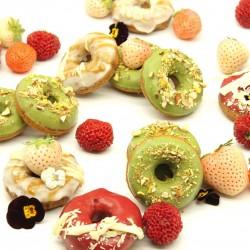 9 Organic Baked Donuts (Vegan)