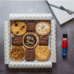 Personalised Millionaire In A Tea Time Selection