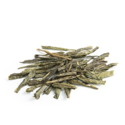Green Earl of Grey Loose Leaf Tea