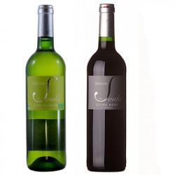 Organic Wine Set - Languedoc, South West France