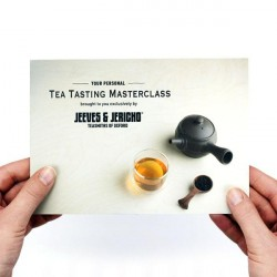 Tea Tasting Masterclass Voucher