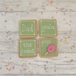 You're the coolest pop Dad's birthday gift