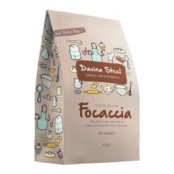 Gluten Free Choc Chip Focaccia Kit (300g)