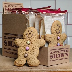 Gingerbread Men (Box of 12)