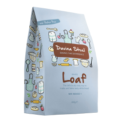 Gluten Free White Loaf Bread Mix (300g)